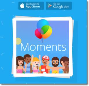 Moments o perderemos las fotos sincronizadas desde el teléfono