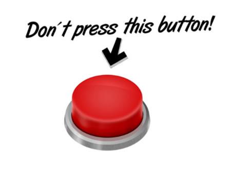No presionar este botón