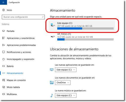Cómo limpiar los archivos temporales en Windows 10