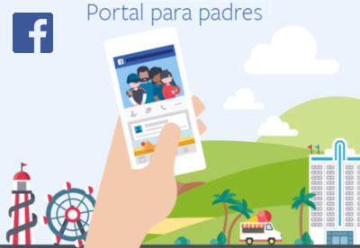 Facebook crea un Portal para padres para mejorar la seguridad de los hijos