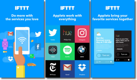 IFTTT o como automatizar todo lo conectado a Internet