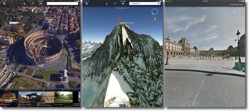 Google Earth ahora en el navegador y con interesantes novedades