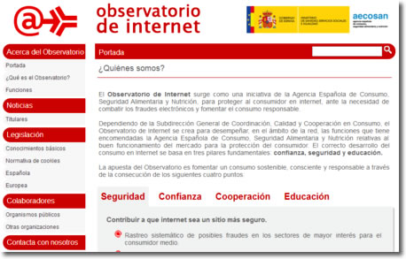 Observatorio de Internet
