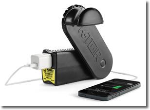 Cómo cargar el teléfono u otros dispositivos cuando no tenemos electricidad