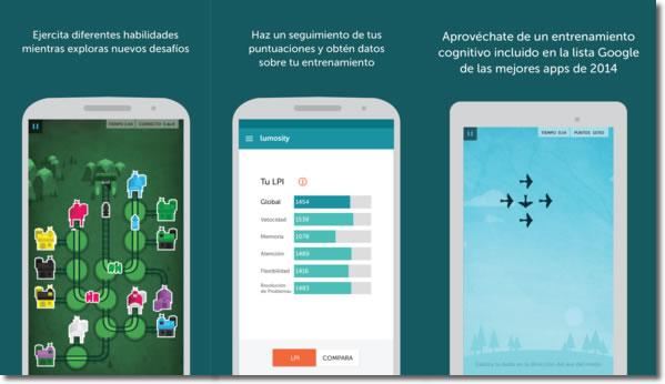 Los mejores juegos de ejercicio mental o brain training para Android