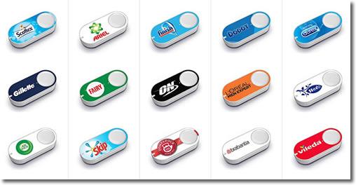 Amazon quiere llenar nuestra casa de botones para que hagamos compras