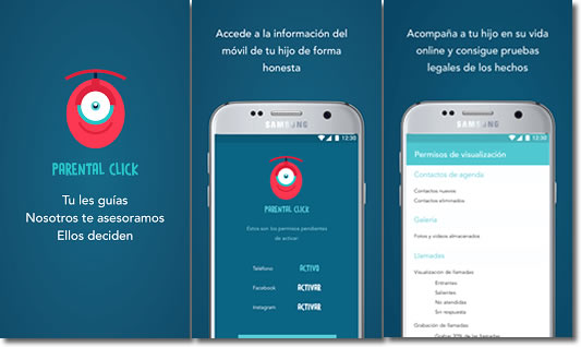 Aplicación para Android Parental Click, una ayuda frente el acoso escolar