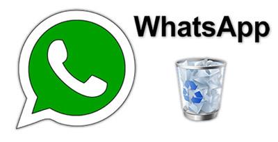 Limpia fotos y otros archivos de Whatsapp desde la propia aplicación