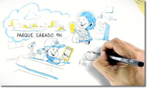 Tú decides en Internet, material de la AEPD para menores