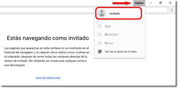 Cómo acceder a nuestra cuenta Google en un ordenador que no es nuestro