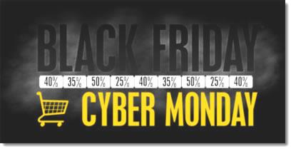 Cuidado con las compras online durante el Black Friday y el Cyber Monday