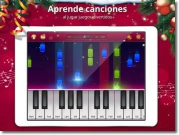 Juegos para niños sobre la Navidad en Android