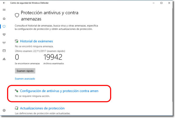 Protect your files even from ransomware with windows 10 hijos protege tus archivos incluso del ransomware con windows 10 ccuart Gallery