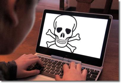 Los menores también son víctimas del chantaje sexual por Internet