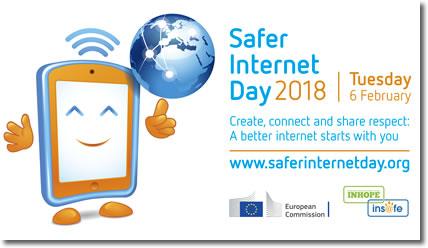 Día internacional de Internet segura SID2018
