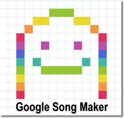 Crea música desde tu navegador con Google Song Maker