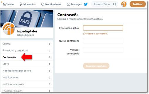 Si usas Twitter refuerza ya mismo la seguridad de tu cuenta