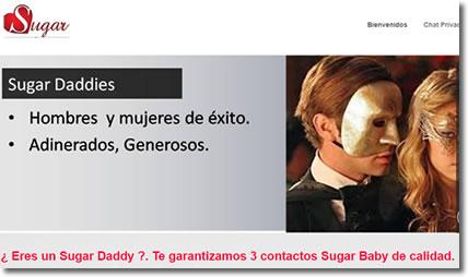 Sugar Daddy, Sugar Baby y otros términos de las citas online remuneradas