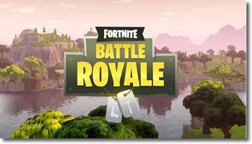 Fortnite, el juego de acción que engancha a niños y adultos