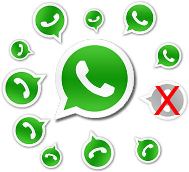 Cómo entrar en grupo de Whatsapp del que he salido dos veces