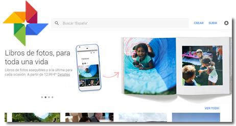 Google Fotos ya permite crear y comprar libros de fotos impresos