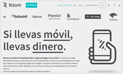 Cómo funciona Bizum, el servicio más extendido para pagos entre amigos