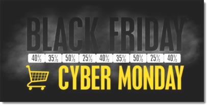 Be careful with online purchases during Black Friday and Cyber Monday