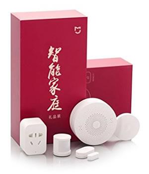 Dispositivos inteligentes para el hogar de Xiaomi