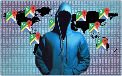 Cuidado con los teléfonos de los bancos que aparecen en Google Maps