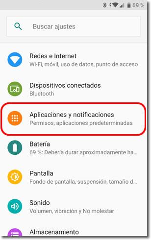 Cómo desinstalar las aplicaciones que vienen de fábrica en Android