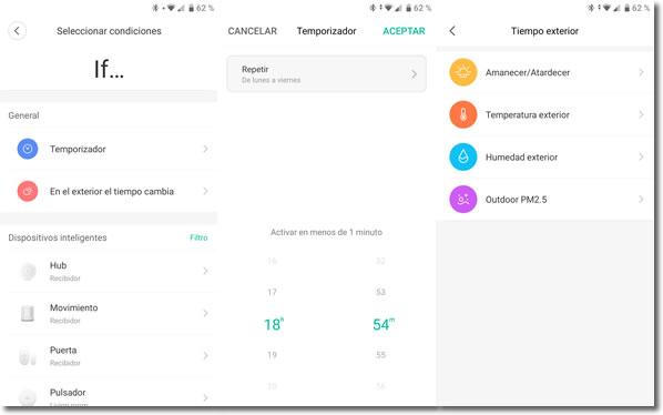 Enchufe Wifi inteligente de Xiaomi o smart socket plug