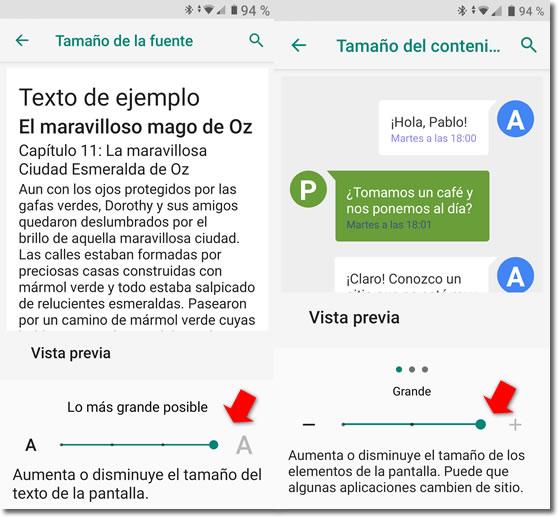 Cómo conseguir que un Android sea más sencillo para las personas mayores