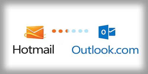 Cambia la contraseña de outlook y hotmail