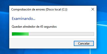 Comprueba periódicamente el estado de tus discos duros con Windows 10
