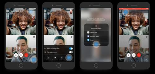 Skype añade la posibilidad de compartir el escritorio en sus videollamadas