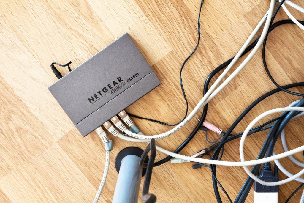 cómo proteger el router wifi