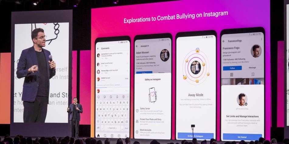Nueva funcionalidad en instagram contra el ciberbullying