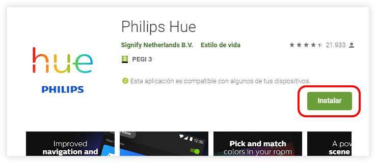 App Hue