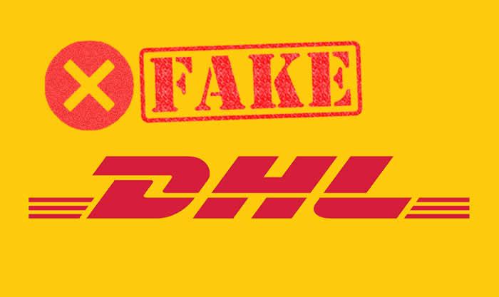Phishing DHL