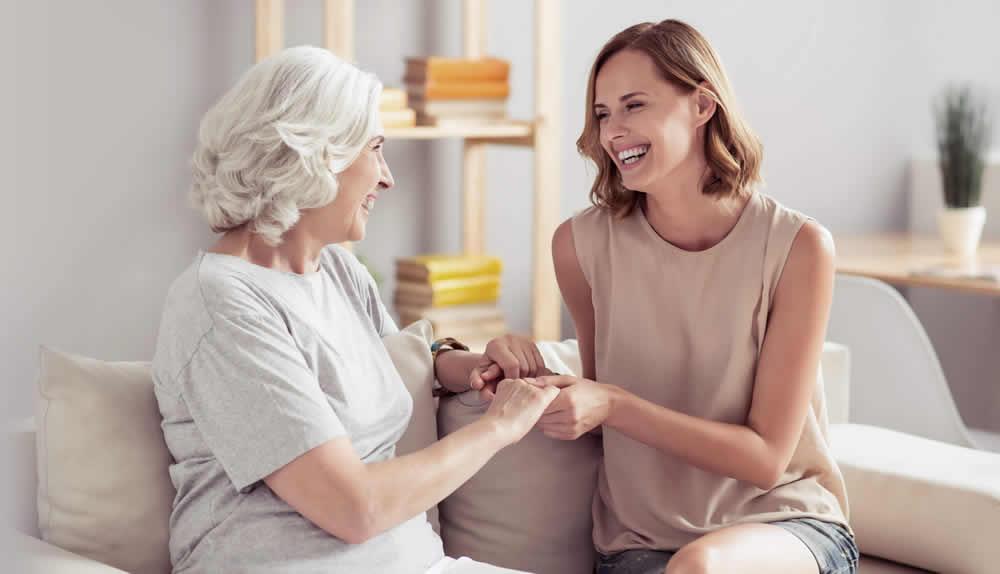 Asistencia de personas mayores