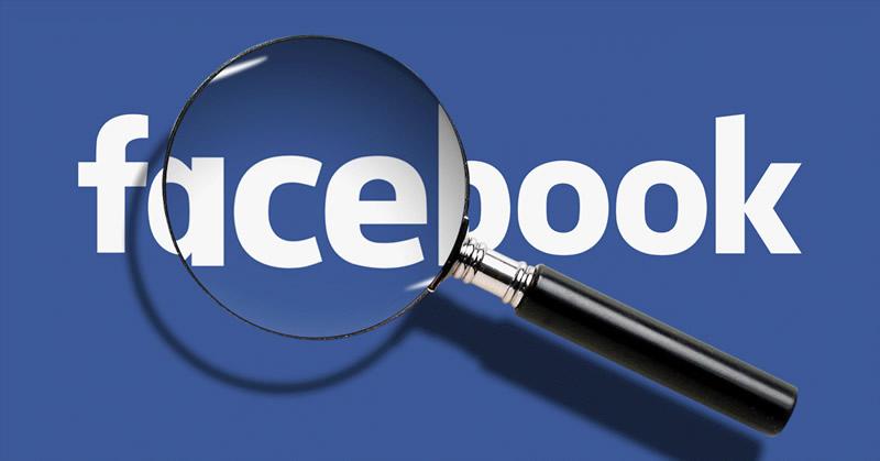 Investigar en Facebook