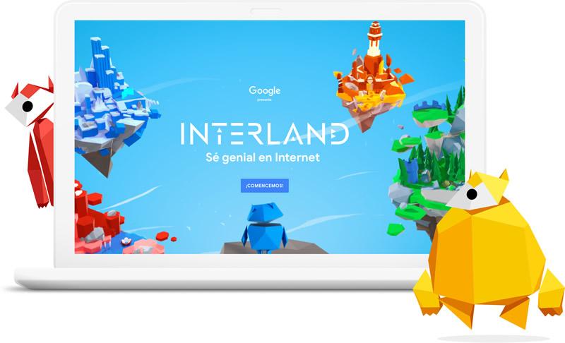 Interland, juego