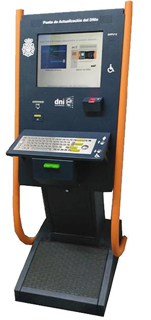 Máquina DNIe